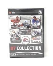EA Sports 07 Collection (NBA Live, NHL, Madden, Tiger Woods PGA Tour, Na... - $32.95