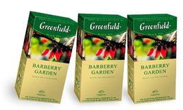 [Pack of 3] Greenfield Black Tea Collection - Barberry Garden (25 Count ... - $25.83