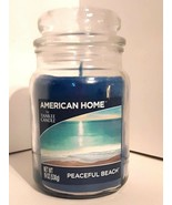 AMERICAN HOME by YANKEE CANDLE Peaceful Beach, 19 oz Large Jar Candle - $24.99