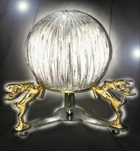 Haunted Crystal Ball 11000x Open Eyes Master High Magick Mystical Treasures - $444.77