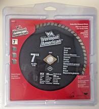 """Vermont American 29207 7"""" Turbo Rim Diamond Saw Blade - $6.44"""