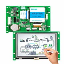 4.3 inch TFT LCD Display Module with Controller + Program + Touch Monito... - $95.96