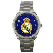 Sport Metal Unisex Watch Highest Quality Real Madrid - $23.99
