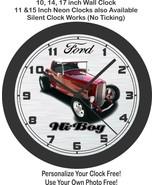 1929 Ford Hi-Boy Street Rod Wall Clock-Free US Ship, Chevrolet, Dodge, P... - $27.71+
