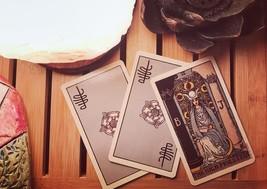 3 Card Tarot Reading : Relationship advice - $34.99