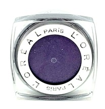 New L'Oreal Paris Infallible Eye Shadow Purple Priority #758 24 Hr Water... - $4.49