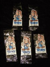 Tetley Tea Man Advertising Character Premium Magnets New Lot of 6 - $16.99