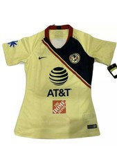 Nike Club America Home Soccer Jersey 2018 Women's Large 919205-707 NEW $90 - $33.00