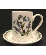 Portmeirion Veronica Chamaedrys - Speedwell Breakfast Cup & Saucer 1972 - $29.99