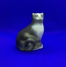 Vintage Artisans Tabby Cat Figurine 1990 - $14.25