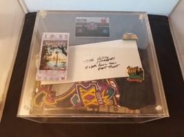 Super Bowl XXXI 1997 Special Made Box W/ Ticket, Pins, Shirt And MORE - $96.92