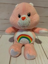 "cheer care bear 9"" plush - $8.90"