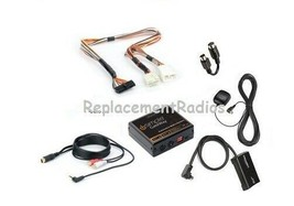 Honda Sirius XM satellite radio kit +Aux input interface.Displays TEXT o... - $269.99