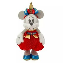 Minnie Mouse The Main Attraction August Dumbo Plush Limited Edition Chri... - $109.25