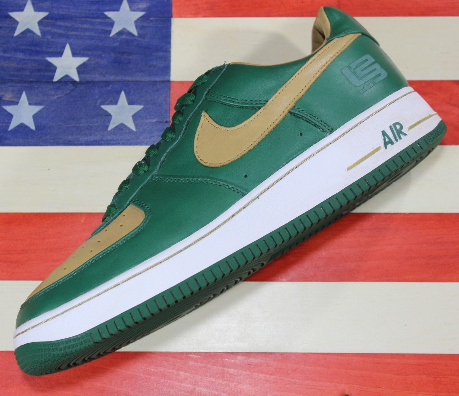 finest selection 8f162 8e98c Nike Air Force 1 Leather Premium Lebron and 43 similar items. S l1600