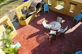"12 Brick Patio Paver Molds & Supply Kit Make 100s 6""x12"" Brick Pavers or Tiles  image 9"