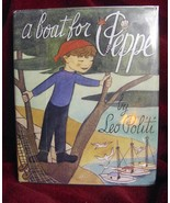 A BOAT FOR PEPPE by Leo Politi (1950, Hardback)... - $113.85