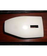 Bernina 817 Face Plate Front Door #321 124 03 w/Hinge Pin - $12.50