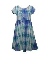 Bonnie Jean Tie Dye Knit Girls Dress - Sizes 12, 14, 16  - $14.99