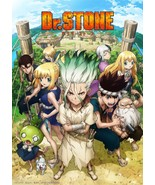 Anime DVD Dr.Stone Vol.1-24 End English Dubbed Free Shipping - $22.50