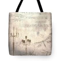 Tote bag All over print Design 39 rustic antique sepia digital art by L.... - $29.99+
