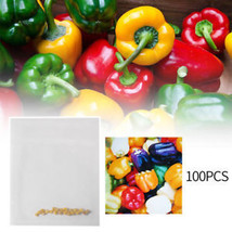 1FAF CD7F 100PCS/Bag Vegetable Garden Rainbow Pepper Seeds Hot Chili See... - $2.79