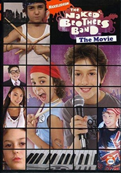 The Naked Brothers Band: The Movie Dvd
