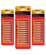 AAA KODAK Batteries Super Heavy Duty ZINC-Chloride Battery Replacement M... - $21.09+
