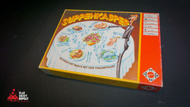 Suppenkasper 1987 Mattel Vintage Board Game Fast And Free Uk Postage - $10.90