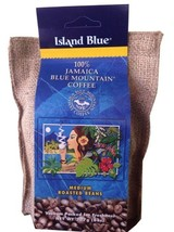 Island Blue 100% Jamaica Blue Mountain coffee whole Bean 8oz - $38.34