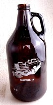 Tale Gate - Beer To Go -Nashville, TN - 1/2 Gallon Empty Brown Bottle  - $23.03