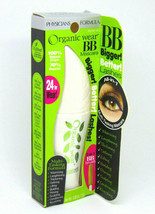PHYSICIANS FORMULA ORGANIC WEAR BB Multi-Tas Mascara No.6413 Black 0.26o... - $7.43