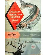 The Official Colorado Fishing and Hunting Guide 1958-59, 3rd Edition [Pa... - $24.70