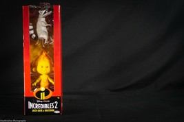 Disney Pixar Incredibles 2 Fire Jack-Jack and Raccoon Action Figures set - $17.99
