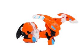 Hello Carbot Parasakoong Parasaurolophus Transformation Action Figure Toy image 5