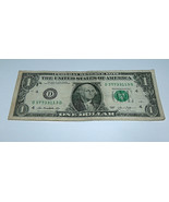 2013 Bill US Bank Note 3 Ends Odd Pairs 1s 3s 7s 37733113 Fancy Money Se... - $14.09