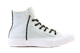 Converse Unisex CTAS II HI 154013C Sneakers Polar Blue UK 6 - $74.78 CAD