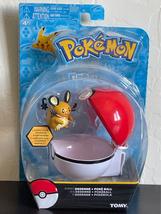 Pokemon Dedenne + Poke Ball T18871 - $12.99