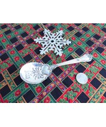 Gorham Sterling Silver Serving Spoon Christmas 2002 Chantilly Holiday Sn... - $98.00