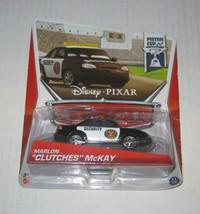 Mattel Disney Pixar Cars - Marlon Clutches Mckay - Die-Cast Toy Car - $9.99