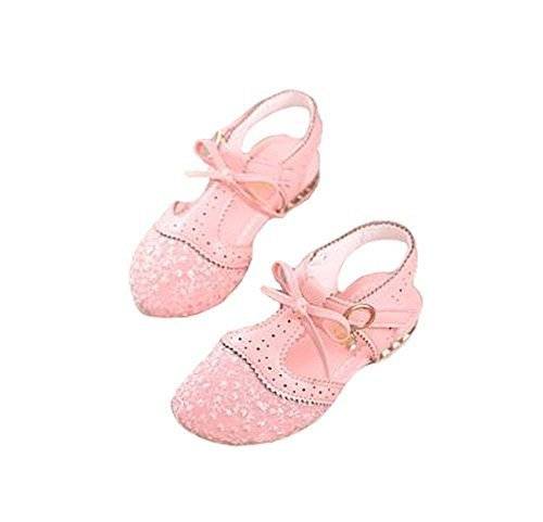 Summer Girls Sandals Princess Shoes Bow Girls Shoes Baby Shoes Children Sandals