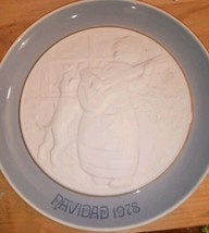 Rare Vintage 1978 Spanish Collectible Plate by LLADRO-SPAIN collectors gift - £17.55 GBP