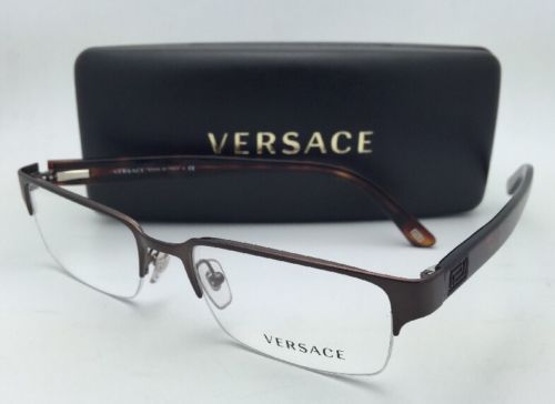 ddf3bc00d2dc New VERSACE Eyeglasses VE 1184 1269 53-18 and 50 similar items