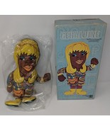 "Flip Wilson Geraldine 16"" Talking Doll 1970 Boxed Shindana Toys LGBT As-... - $24.74"