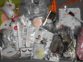 60-Piece Asian Beauty Sampler Bag - $100.00