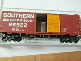 Micro-Trains # 02000257 Southern 40' Standard Boxcar Grain Hauling N-Scale image 2