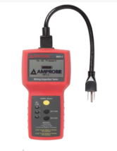 AMPROBE INSP-3 AC Circuit Analyzer,95 to 140V NEW IN BLISTER PACK - $269.28