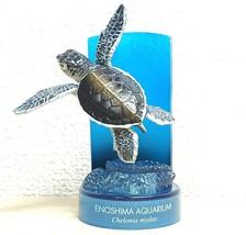 Kaiyodo Aquatales Enoshima Aquarium BABY GREEN SEA TURTLE fish animal fi... - £12.79 GBP