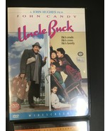 UNCLE BUCK DVD Movie - WIDESCREEN - GREAT CONDITION - $6.19