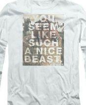 Labyrinth t-shirt You Seem like a nice beast retro 80's movie graphic tee LAB162 image 3